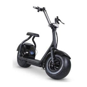 4 Elscooter fatbike 1000W