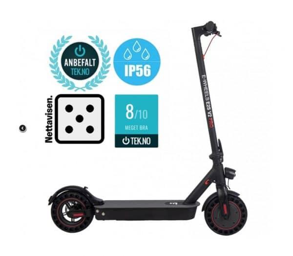 Elscooter fatbike